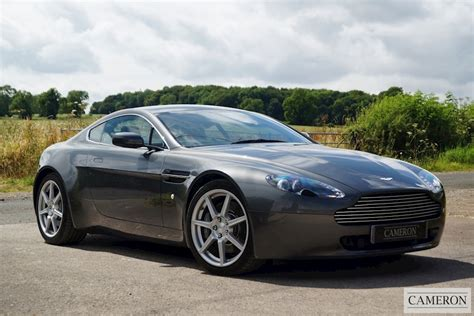 aston martin  vantage coupe  cameron sports