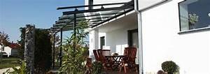 Berdachungen f r terrassen und freisitze regenschutz for überdachungen für terrassen