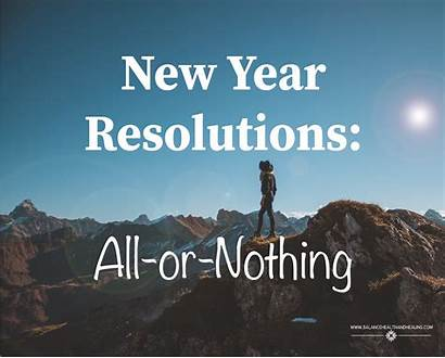 Nothing Resolutions