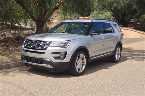 Ford Explorer Limited Vs Xlt