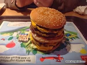McDonald's Monster Mac UK - Secret Menu Hack