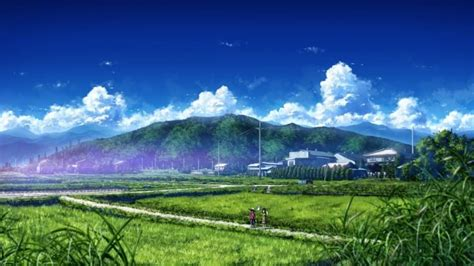 Anime Nature Wallpaper - anime nature hd wallpapers desktop and mobile images