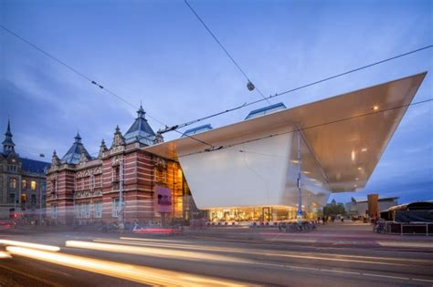 Amsterdam Museum Foundation by Dutch Design And Architecture Showcased In Seoul