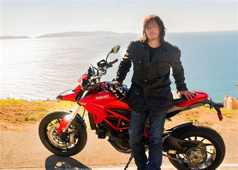 Norman Reedus Goes Off Script And Keeps It Real In New Amc