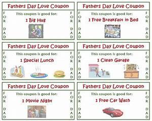 40 Free DIY Father's Day Printable Gifts - Printables 4 Mom