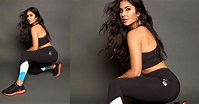 Katrina Kaif flaunts her fit and sexy body in sportswear ...