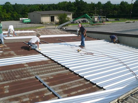 Metal Construction Projects Case Histories Gaco Elastomeric Roof Coating Red Inn South Deerfield Ma Top Bar Manhattan Flat Vent Installation Roofing Supply Company Near Me Dog Bed With Price Per Square Liquid Rubber Roll On
