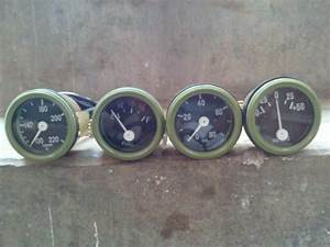 Willys Mb Jeep Ford Gpw Gauges Kit