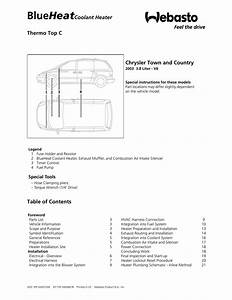 Chrysler Town And Country Exhaust Diagram
