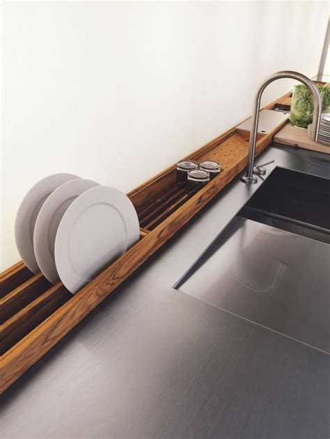 rack dish drying clever counter contemporary humble reinvent designs
