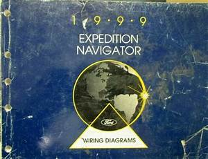1999 Ford Lincoln Dealer Electrical Wiring Diagram Manual Expedition Navigator