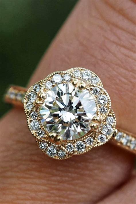 39 incredibly beautiful diamond engagement rings oh so