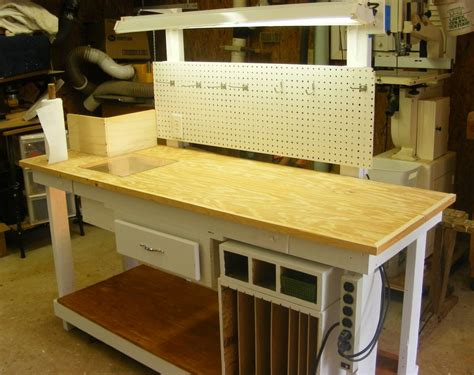 stain glass work table   daughter  features