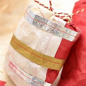 Pochette Cadeau Papier : pochettes de no l en papier n palais masking tape et ~ Teatrodelosmanantiales.com Idées de Décoration