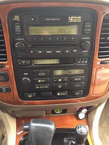 Lexus Lx470 Radio Wiring Diagram