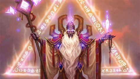 Prophet Velen Deck 2017 by Temporus Priest Deck List Guide Hearthstone Kobolds