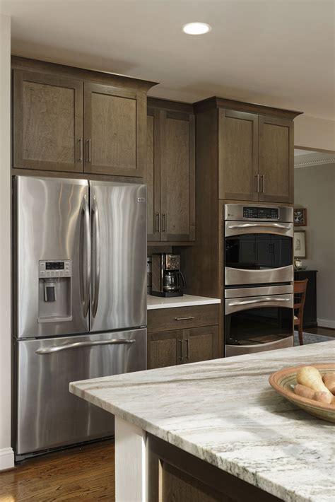 description  open style kitchen remodel