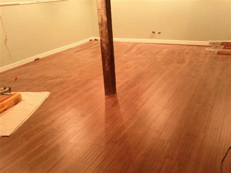 wood flooring in basement best basement flooring consideration