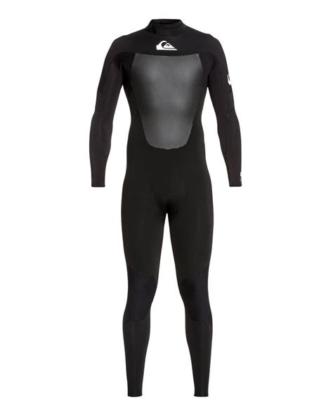 3/2mm Men's Quiksilver SYNCRO Sealed Full Wetsuit