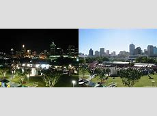 Picture Brisbane by Day and Night From Panoramic Pictures