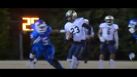 Friday Football Fever: NCHSAA Playoff First Round Scores ...