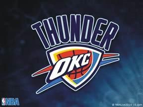Oklahoma City Thunder NBA Team Logos