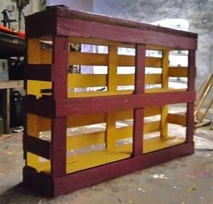 étagère En Palette : tag re en palette guide astuces ~ Dallasstarsshop.com Idées de Décoration