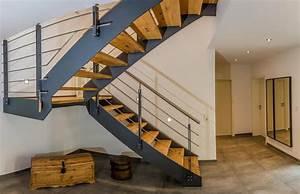 Stahl Holz Treppe : artis treppen mehr 69427 mudau steinbach individuelle stahl holz treppe finden sie ~ Markanthonyermac.com Haus und Dekorationen