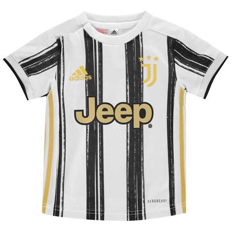 adidas Juventus Home Baby Kit 2020 2021 - ELITOO