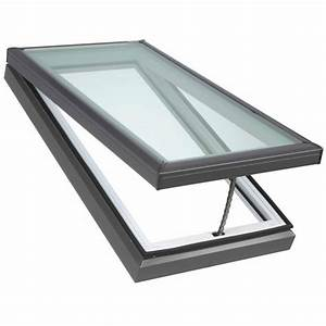 Velux Manual Venting Curb Mount Skylight