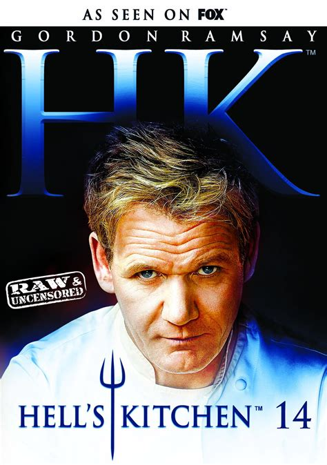 hells kitchen tv series gordon ramsay complete season  boxdvd set uncensored  ebay