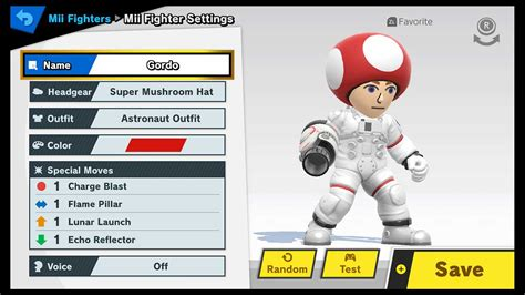 Super Smash Bros Ultimate How To Get Mii Fighters