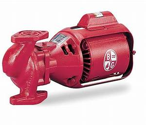 Bell  U0026 Gossett Circulating Pump Series 100 Model 100 Nfi 1