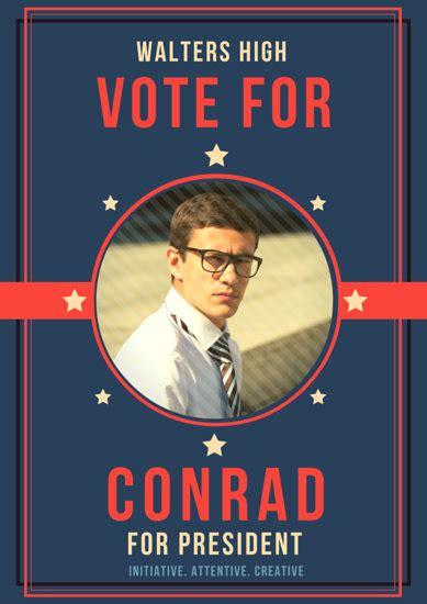 customize  campaign poster templates  canva
