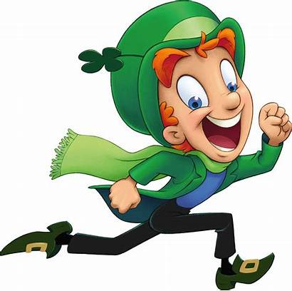 Lucky Leprechaun Charms Clipart St Patrick Drawing