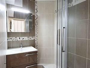 carrelage de salle de bain brico depot simple carrelage With carrelage adhesif salle de bain avec dalle led brico depot
