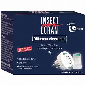 Diffuseur Anti Moustique Naturel : insect ecran anti moustiques diffuseur lectrique ~ Mglfilm.com Idées de Décoration