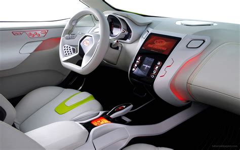 kia knd  concept interior wallpaper hd car wallpapers