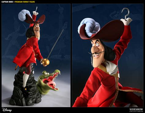 Captain Hook Premium Format™ Figure