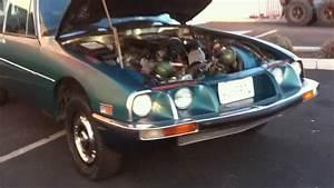 Sm Maserati : citroen sm 1973 maserati merak 3 0 v6 motor classic sports car youtube ~ Gottalentnigeria.com Avis de Voitures