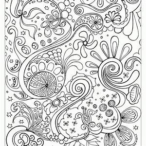 Coloring Pages: Free Printable Coloring Pages Abstract Art ...