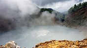 The Hardest Hike In The Caribbean | Boiling Lake ...