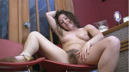 This Chick Is All Natural And Classy #Classy #Girl #Luca #Fingers #Her #Hairy #Pussy #Lips