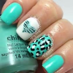 Animal print nail designs nailed