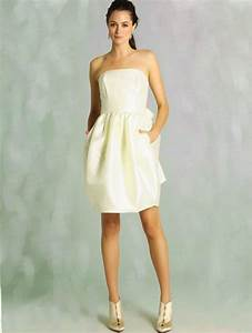 short ivory wedding dresses styles of wedding dresses With short ivory wedding dresses