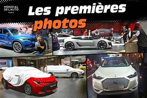 Salon De L Automobile 2018 Paris : mondial de l 39 auto 2018 premi res photos du salon de l 39 auto de paris l 39 argus ~ Medecine-chirurgie-esthetiques.com Avis de Voitures