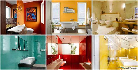 Colori Pareti Bagno by 30 Idee Per Colori Di Pareti Bagno Mondodesign It