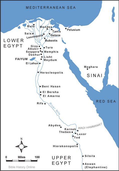 map  ancient egypt vbs egypt map ancient egypt