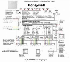 Honeywell Hz311 Wiring Diagram
