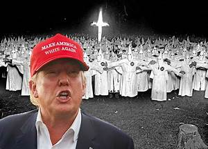 The Immoral Minority Democrats Use Old KKK Law To Sue